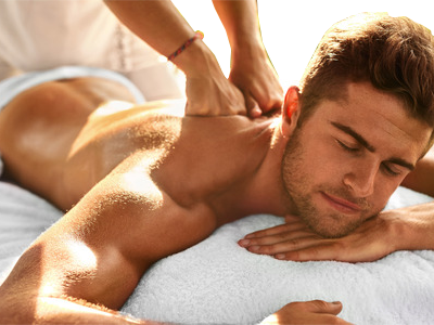 Simple Relaxing Massage  £60