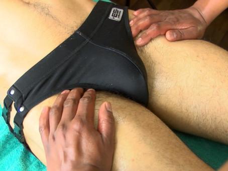 The Benefits of Thigh Massage