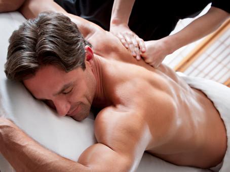 Male Massage - London Liverpool Street