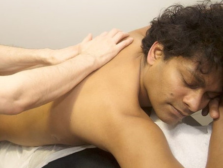 Start the New Year with a Relaxing Massage!
