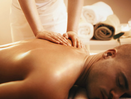 Special Offer!  £40 for a Full Body Relaxing Massage.