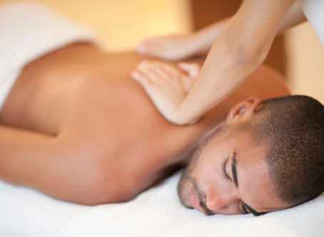 Reasons Why Men Need a Massage !