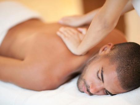 Reasons Why Men Need a Massage !