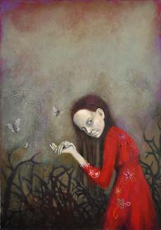 The Moth Girl