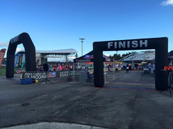 Start & Finish Arch