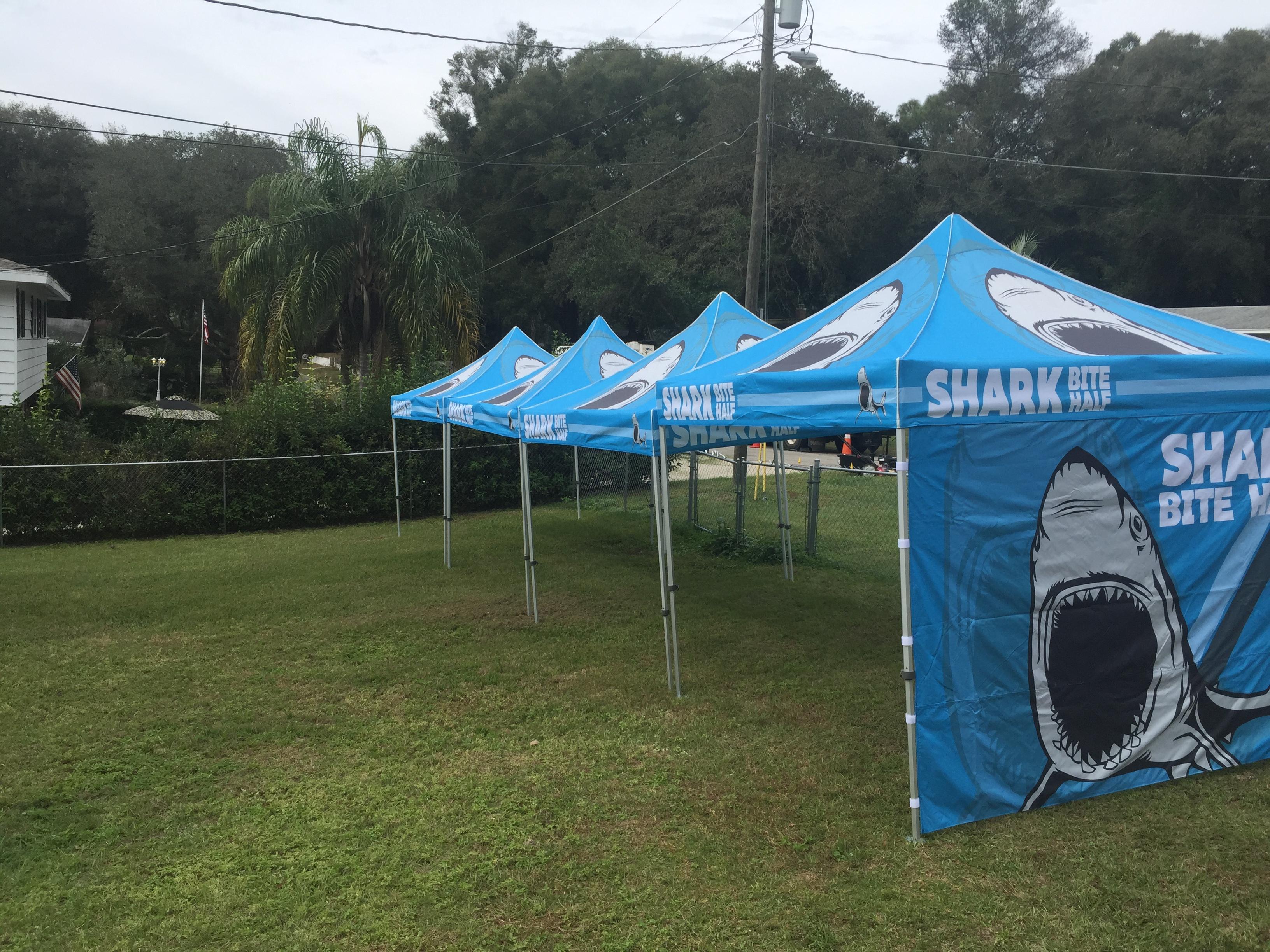Custom Tents