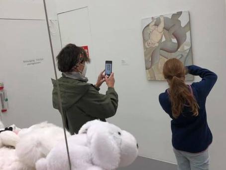 WILDE KINDHEIT im Lentos Kunstmuseum Linz bis 5.9.21