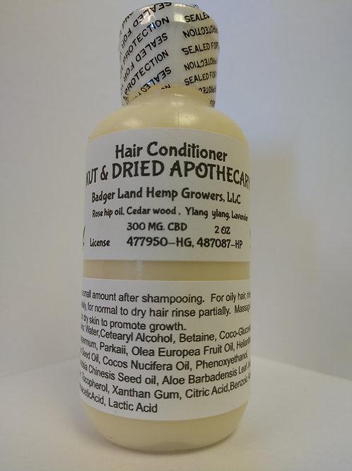 Hair & Scalp Conditioner  / 300mg./2fl.oz.