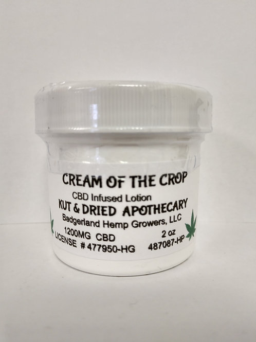 Cream of the Crop / 1200mg./2fl.oz.