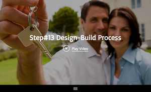 Design-Build Process Step #13 - Schedule Design Consulting Meetings with Your Design Build Team Leader
