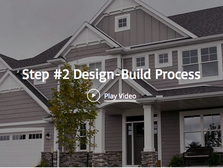 """Step #2 of the 13 Design-Build Process Steps"""" with Maplewood Custom Homes"""