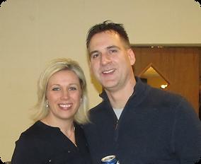 Brad and Onya Pehler owners of Pehler Trucking