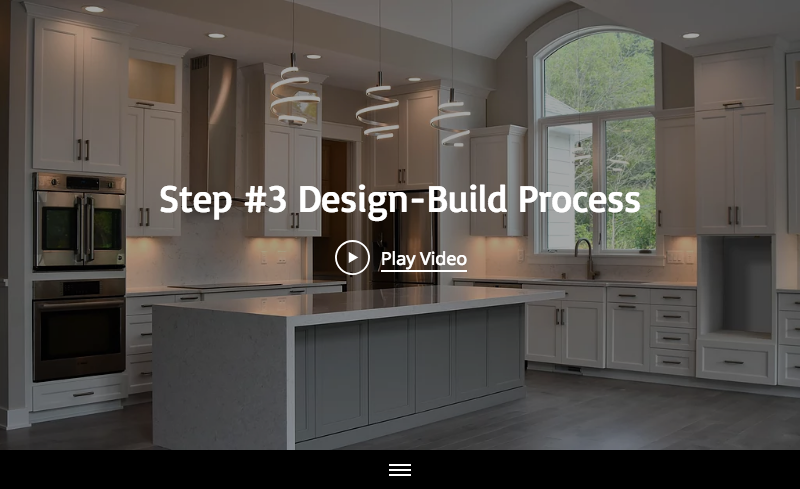 Design-Build Process Step #2 - Create Your Vision