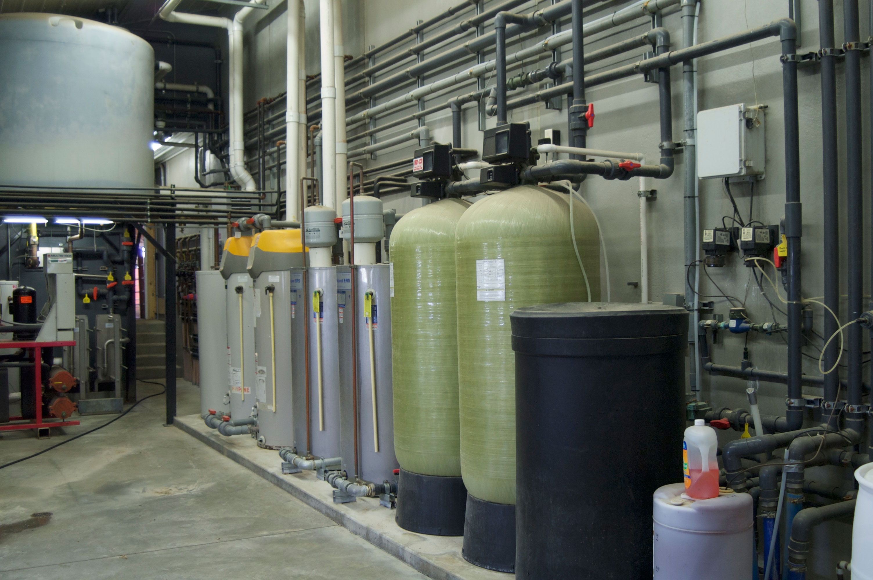 Geothermal Systems & Design