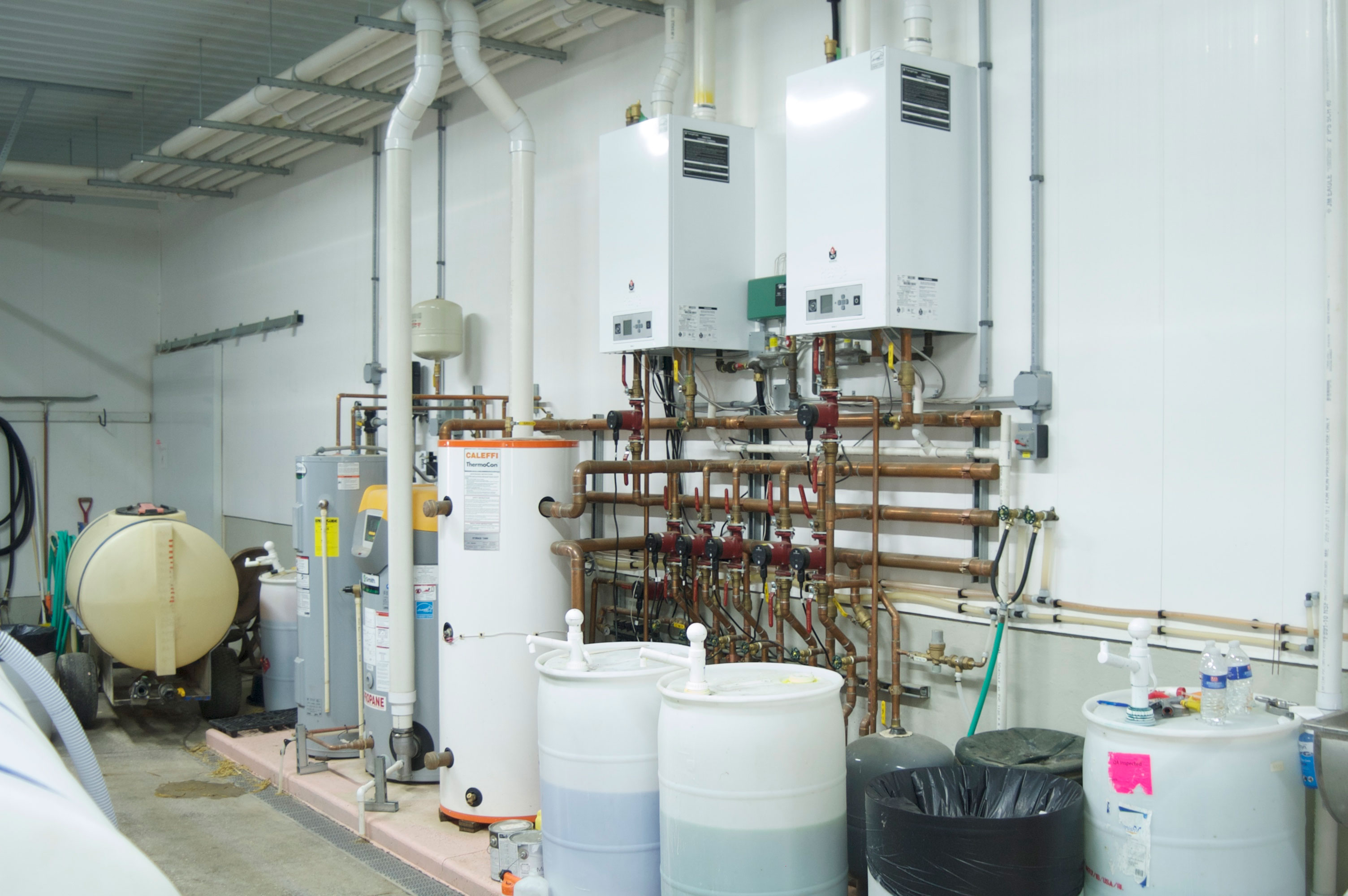 Dairy Plumbing Systems Ag