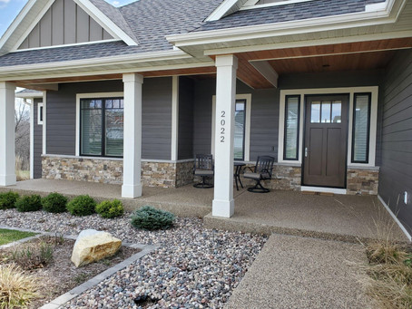 Maplewood Homes Model Available Rochester MN. CONTACT BUILDER FOR DETAILS ON THIS EXECUTIVE HOME!!!
