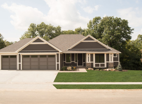 "Model Home Inventory... ""PRICE REDUCED"" at Maplewood Custom Homes Rochester MN"