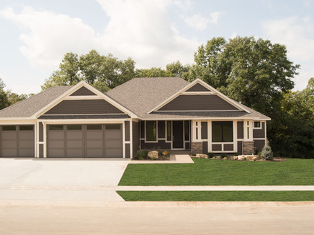 """Model Home Inventory... """"PRICE REDUCED"""" at Maplewood Custom Homes Rochester MN"""