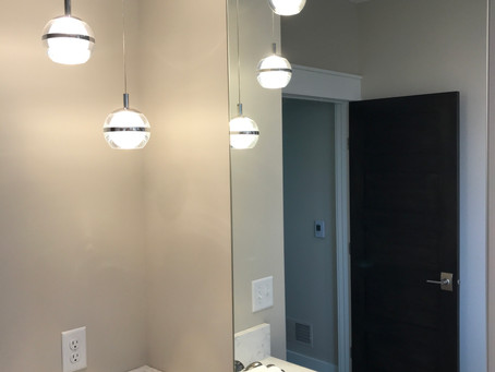 Simply Effective Lighting with Maplewood Custom Homes