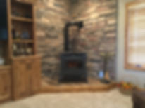 Regency Wood Burning Stoves Design and Installation by B and C Plumbing Heating and Fireplaces