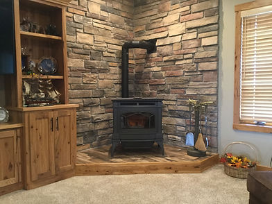 B&C Custom Desigh and Fireplace Installation