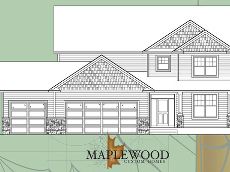 """2 Story Model Available... And """"BUILD TO SUIT"""" at Maplewood Custom Homes Rochester MN"""