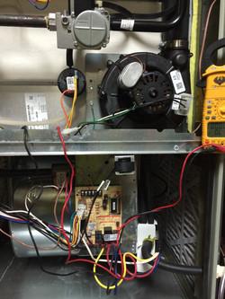 Sampson Heating Service Work