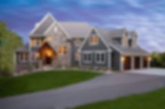 Steen Construction 2 Story Home Design-Build