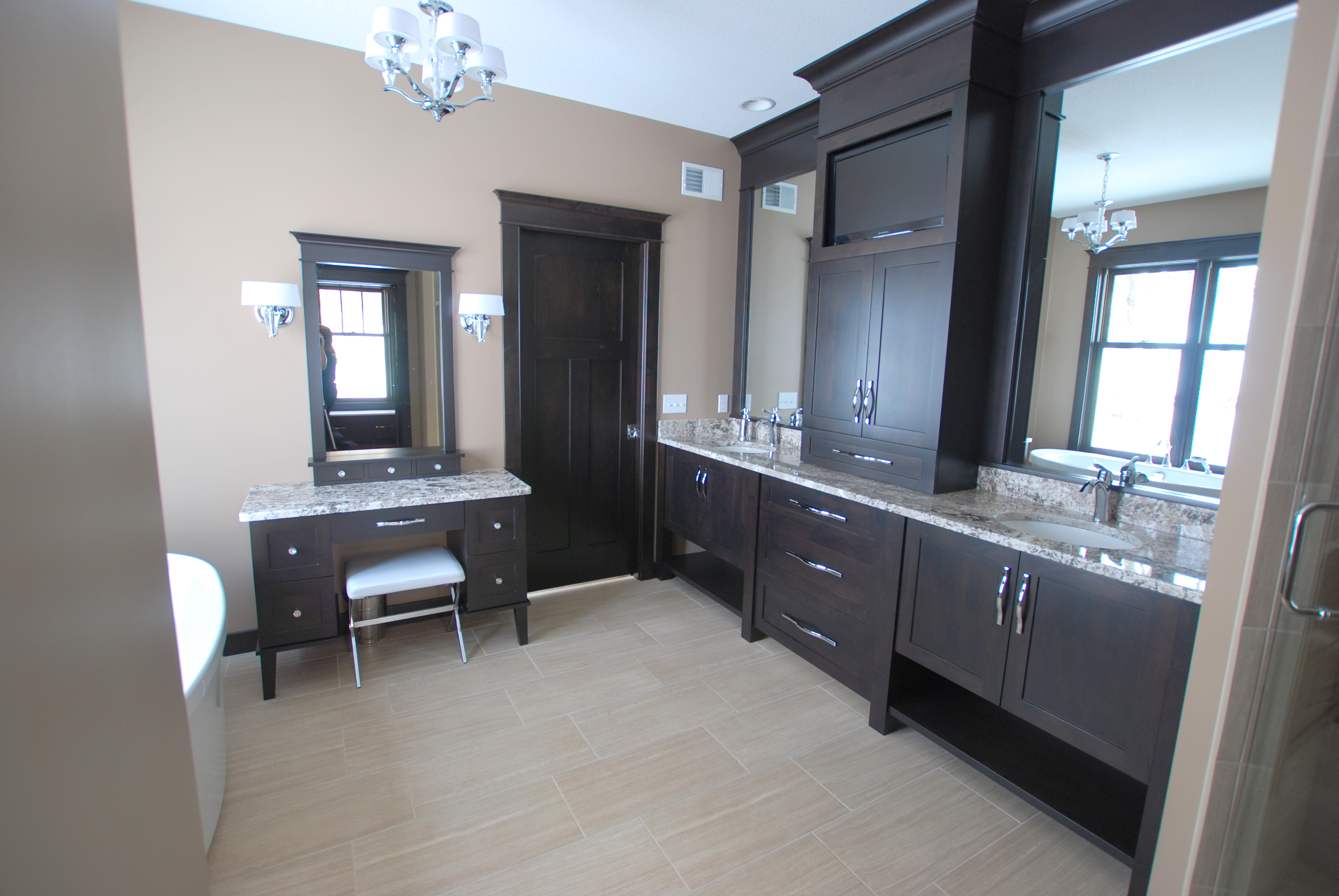 Bathroom Cabinetry | Rochester, MN | Higgins Custom Cabinetry