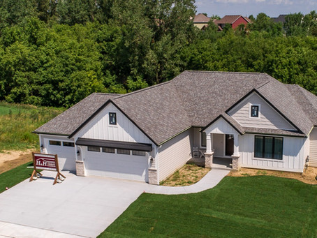 H&H Company Of Rochester Model Home Featured In 2019 Fall Showcase Of Homes Rochester, MN