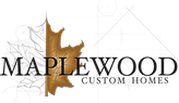 Maplewood Custom Homes Design/Build Logo