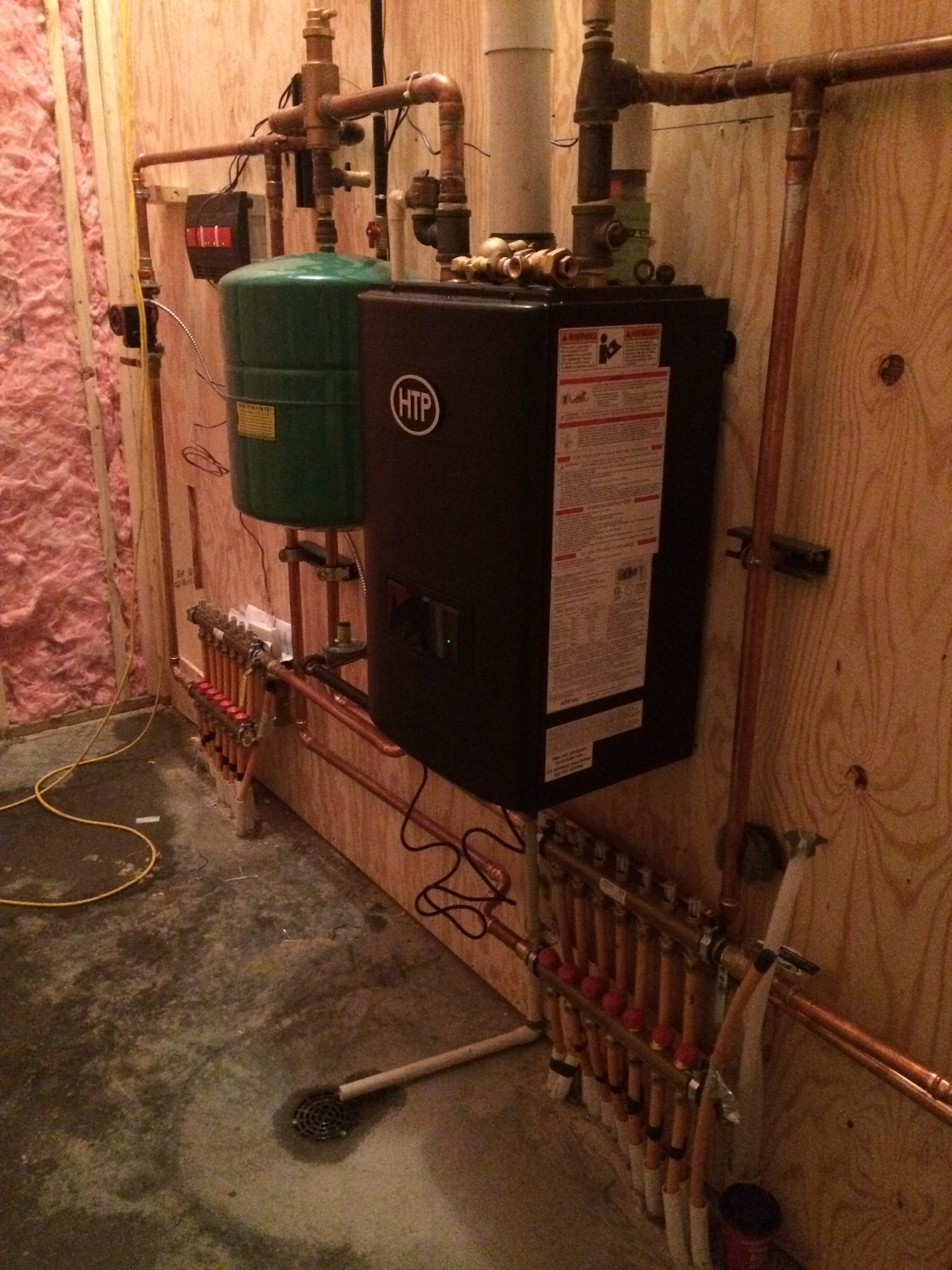 High Efficiency HVAC by Sampson