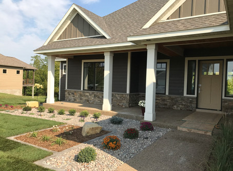 """THANK YOU ROCHESTER!!! Maplewood Custom Homes Entry #17 in """"Division 2 Rochester, MN Fall Showc"""