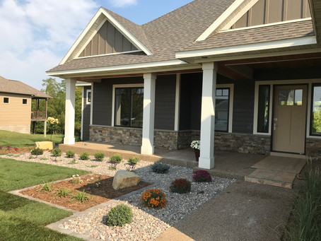 "THANK YOU ROCHESTER!!! Maplewood Custom Homes Entry #17 in ""Division 2 Rochester, MN Fall Showc"