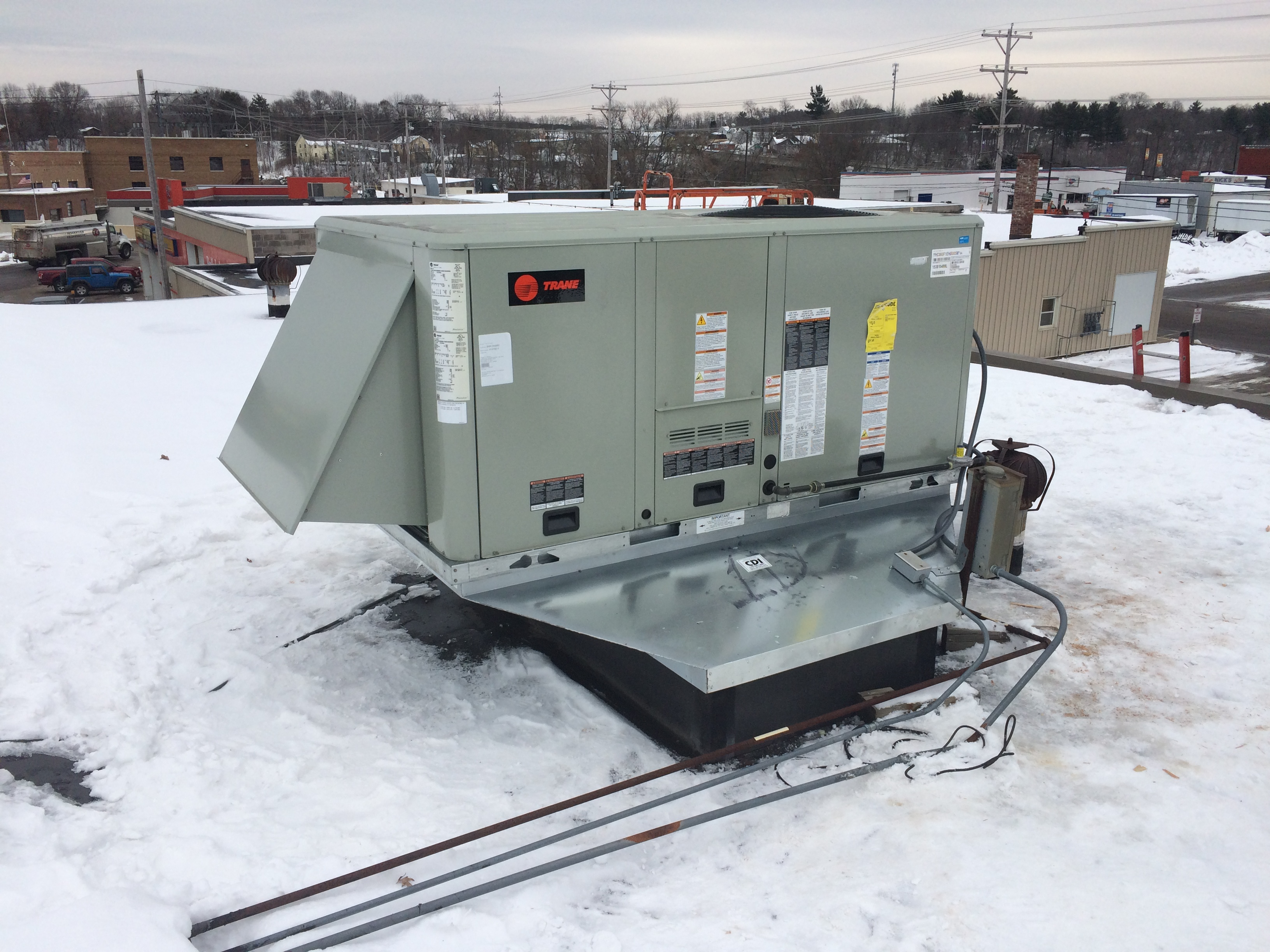 Commercial HVAC by Sampson Heating