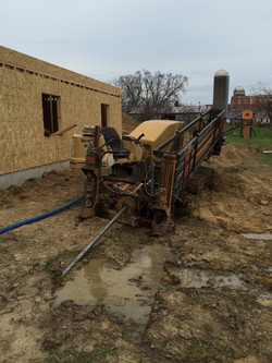 Geothermal Installation machines