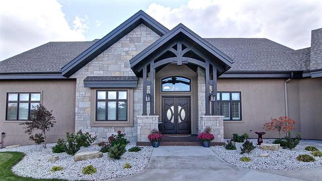 Steen Construction Design-Build Home Exteriors Eau Claire WI