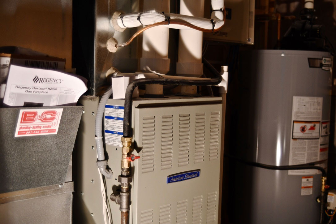 Heating Cooling Systems Installation