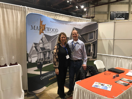 2019 RAB Spring Showcase of Homes April 27-28th with Maplewood Custom Homes of Rochester #12, #45