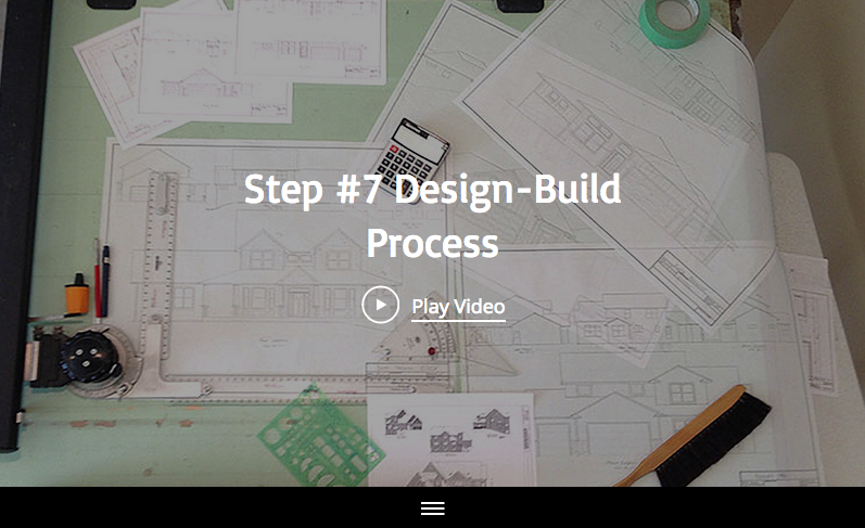 Design-Build Process Step #4 - Determine Your Budget
