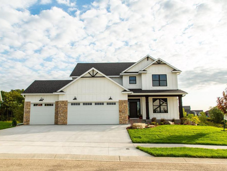 Maplewood Custom Homes Available 2020 Model Home Inventory is low, act now!