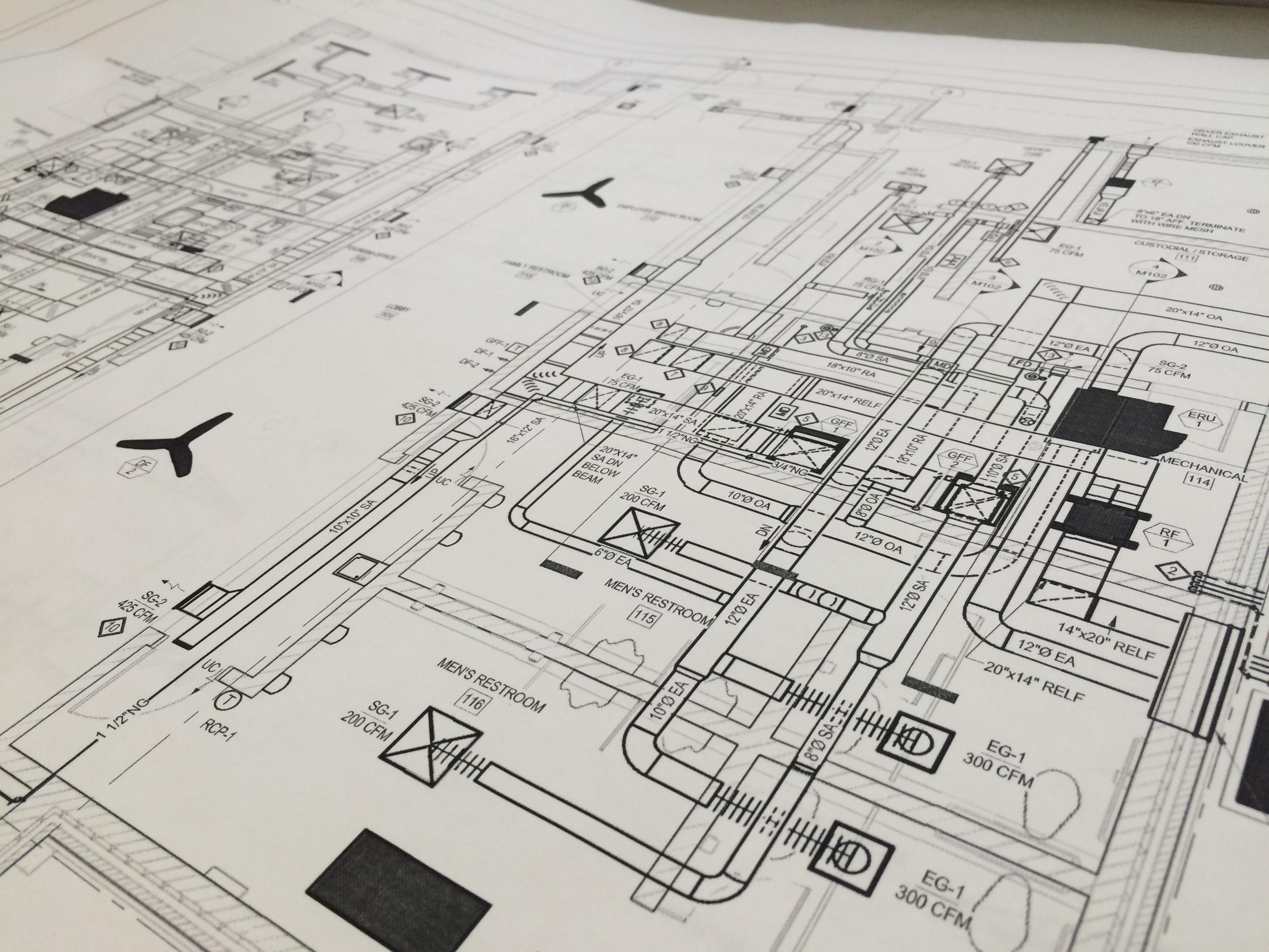 Sampson HVAC System Design