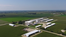 News Release Recap / Gar-Lin Dairy Farms Named 2010 Minnesota Producers of the Year