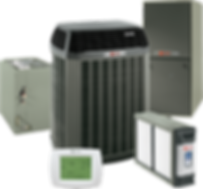 Trane Heating & Air Conditioning Products offered by Sampson Heating & Air Conditioning Inc