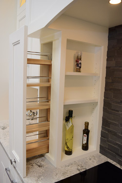 Upper Unit Spice Pullout