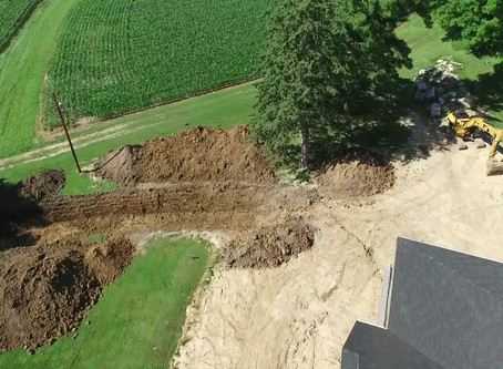 Sampson Heating Geothermal Installation & Completion Video