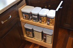 Container Organizer Rollout