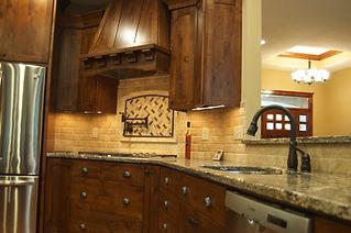 Stonebridge Builders Kitchen Design