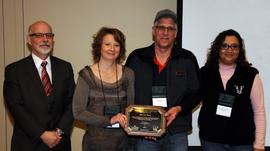 Gar-Lin Dairy 2017 Dairy Appreciation Award Recipient