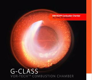 POLAR FURNACE G-Class VOR-TECH Combustion Chamber Mazimizes Efficiencies